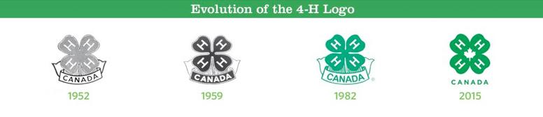 4-H-logos